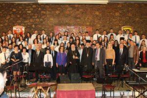 Χαλκίδα: Επιτυχημένη εκδήλωση νέων για την 25η Μαρτίου (ΦΩΤΟ)