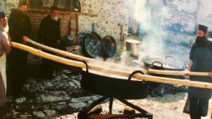 Η ιδιαίτερη φυσιογνωμία της Αγιορείτικης Κουζίνας