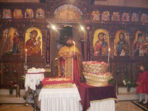 Ιερά Πανήγυρη Ευαγγελισμού της Θεοτόκου στη Νέα Χαλκηδόνα