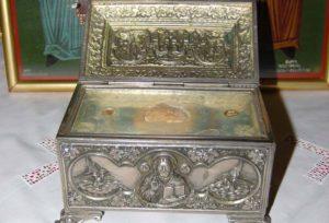 Στην Πατρίδα Βεροίας τα Λείψανα των Αγίων Ραφαήλ, Νικολάου και Ειρήνης