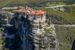 Μετέωρα: Μοναστήρια στον ουρανό (ΒΙΝΤΕΟ)