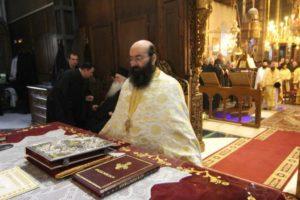 Νέος Βοηθός Επίσκοπος της Ι. Μ. Μαντινείας o Αρχ. Θεόκλητος Ντούλιας