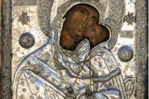 Στον Βόλο η Παναγία η Ζιδανιώτισσα