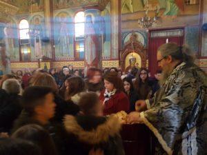 Προηγιασμένη Θεία Λειτουργία από τον Λαρίσης Ιερώνυμο