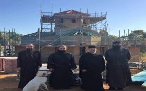 Ολοκληρώνεται ο ναός του Αγίου Παϊσίου στην Πέρθη