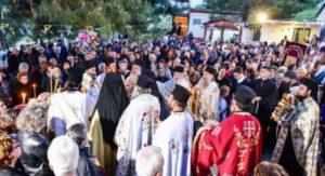 Μνήμη του Αγίου Λαζάρου στη Μητρόπολη Λαγκαδά (ΦΩΤΟ)
