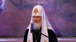 Ο Μόσχας Κύριλλος για την πυρκαγιά στην Παναγία των Παρισίων