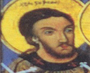 Ο Άγιος Νεομάρτυς και Οσιομάρτυς Χριστόφορος ο Διονυσιάτης (+1818)