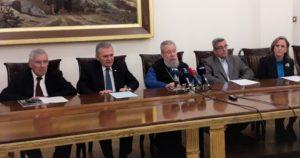 Μήνυμα του Αρχιεπισκόπου Κύπρου στην Τουρκία: «Θέλουμε να ξέρουμε για τους αγνοούμενους»