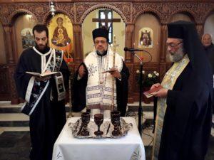 Το Μυστήριο του Ιερού Ευχελαίου στην Ι. Μ. Μεσσηνίας