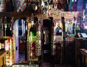 Αγιο Ορος: Κουρά Μεγαλόσχημου Μοναχού στην Νέα Σκήτη (ΦΩΤΟ)