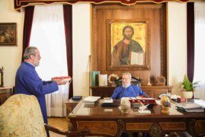 Τα 78α γενέθλιά του γιόρτασε ο Κύπρου Χρυσόστομος (ΦΩΤΟ)