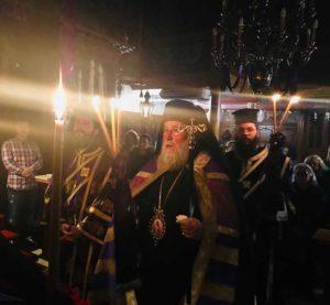 Κερκύρας Νεκτάριος: «Η ζωή μας δεν έχει νόημα άνευ των πνευματικών καρπών»