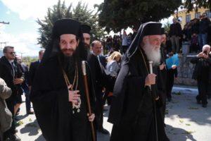Η Σιάτιστα υποδέχθηκε πάνδημα το νέο της Ποιμενάρχη (ΒΙΝΤΕΟ & ΦΩΤΟ)