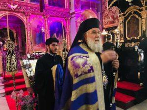Κερκύρας Νεκτάριος: «Η αυτονόμηση του ανθρώπου δεν έχει θέση μέσα στην Εκκλησία μας»