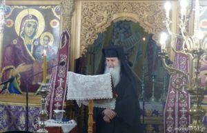 Κατανυκτικός Εσπερινός στον Ιερό Μητροπολιτικό Ναό της Καστοριάς (ΦΩΤΟ)