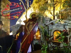 Κυριακή των Βαΐων στους Αγίους Ισιδώρους Λυκαβηττού