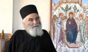 Εκοιμήθη ο Γερ. Σεραπίων Σιμωνοπετρίτης
