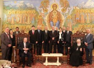 Στο Γεωργίας Ηλία εκπρόσωποι της κυβέρνησης της Ιορδανίας