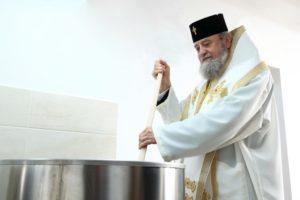 Ο Τρανσυλβανίας Λαυρέντιος για το πώς παρασκευάζεται το Άγιο Μύρο