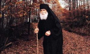 π. Αρσένιος Βλιαγκόφτης: «Η φιλοπατρία του Αγίου Παϊσίου» (ΒΙΝΤΕΟ)