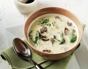 Μαγειρίτσα παραδοσιακή: Συνταγή