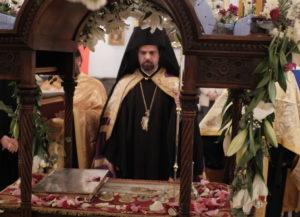 Η Αποκαθήλωση στη Μασσαλία από τον Επίσκοπο Μελιτηνής (ΦΩΤΟ)