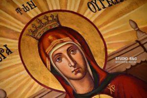 Αγιο Ορος: Η Παναγία θύμιαζε στη Μεγίστη Λαύρα