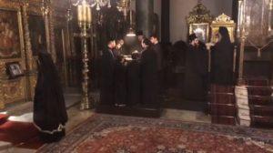 Φανάρι: Η Ακολουθία του Νυμφίου στον Άγιο Γεώργιο