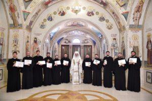 Συμβουλές του Ρουμανίας Δανιήλ σε Ιερείς (ΦΩΤΟ)