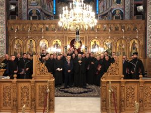 Συναυλία Βυζαντινής Μουσικής στη Λάρισα (ΦΩΤΟ)