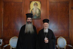 Ο Ιερώνυμος καλεί Βαρθολομαίο – Στις 23 Μαΐου η συνάντηση Κορυφής!