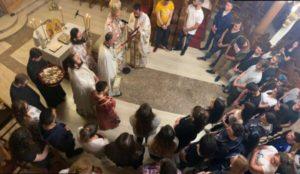 Ι.Μ.Κισάμου: Νυκτερινή Θεία Λειτουργία για τους μαθητές