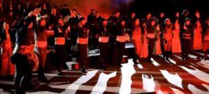 Εντυπωσιακή εκδήλωση για τη Γενοκτονία των Ποντίων στο Ηρώδειο (ΒΙΝΤΕΟ & ΦΩΤΟ)
