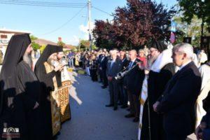 Λάρισα: Υποδοχή των Ιερών Λειψάνων των Αγίων Αναργύρων