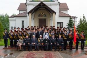 Τίμησαν τις Ενοπλες Δυνάμεις στη Λευκορωσία (ΦΩΤΟ)