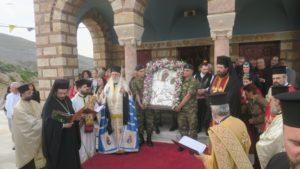 Στη Σύρο η Παναγία Τουρλιανή (ΦΩΤΟ)