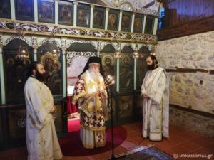 Ι.Μ. Καστορίας: Εορτή του Αγίου Νεομάρτυρος Ιωάννου – Νούλτσου (ΦΩΤΟ)