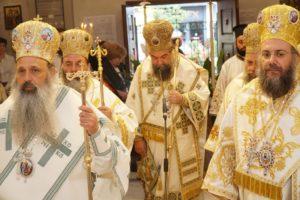 Τρίκαλα: Λαμπρός εορτασμός του πολιούχου Αγίου Βησσαρίωνος (ΦΩΤΟ)