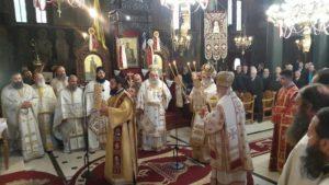 Γρεβενά: Τίμησε τον Πολιούχο Αγιο Αχίλλιο (ΦΩΤΟ)