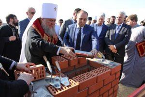 Νέος Ορθόδοξος Ναός στο Καζακστάν
