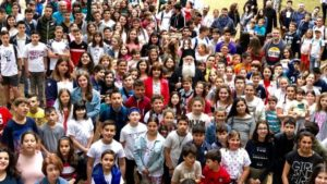 Ι.Μ. Δημητριάδος: Γιορτή λήξης Κατηχητικών αφιερωμένη στους Παιδομάρτυρες της Συρίας (ΦΩΤΟ)