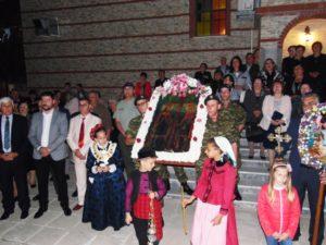 Εορτασμός των Αγίων Κωνσταντίνου και Ελένης στην Ι.Μ. Διδυμοτείχου (ΦΩΤΟ)