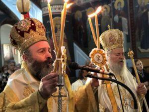 Στα Χανιά ο νέος Αρχιεπίσκοπος Αυστραλίας (ΦΩΤΟ)