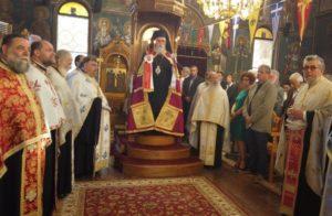 Η Ανδραβίδα τίμησε τους Αγίους Κωνσταντίνο και Ελένη (ΦΩΤΟ)