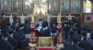 Ι.Μ. Αρτης: Τι συζητήθηκε στην Ιερατική Σύναξη (ΦΩΤΟ)