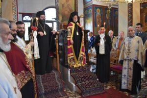 Η εορτή των Αγίων Κωνσταντίνου και Ελένης στην Ι.Μ. Μαρωνείας (ΦΩΤΟ)
