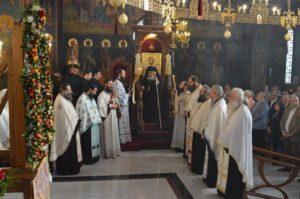 Ι. Μ. Εδέσσης: Λιτανεία Παναγίας Ελεούσης και Αρχιερατικός Εσπερινός