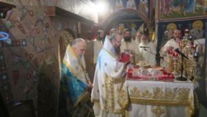 O Σύρου Δωρόθεος στην Ιερά Μονή Αγίου Ιωάννου «του Μακρυνού»