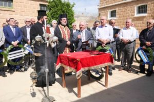 Κύπρος: Ημέρα μνήμης των πρώτων απαγχονισθέντων (ΦΩΤΟ)